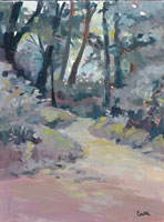 Path Riverbend, Limited Palette